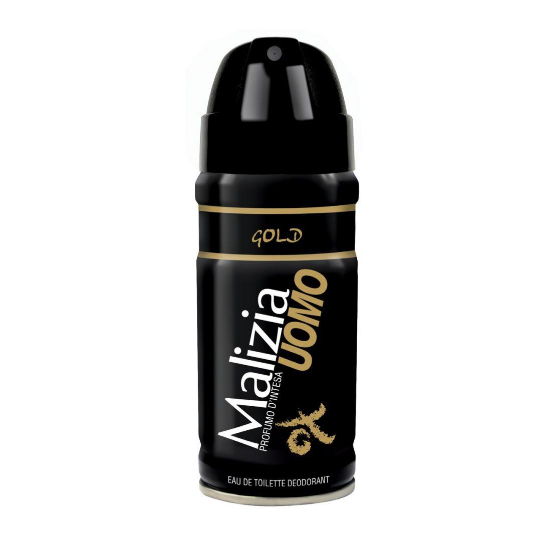 Malizia Bodyspray Gold