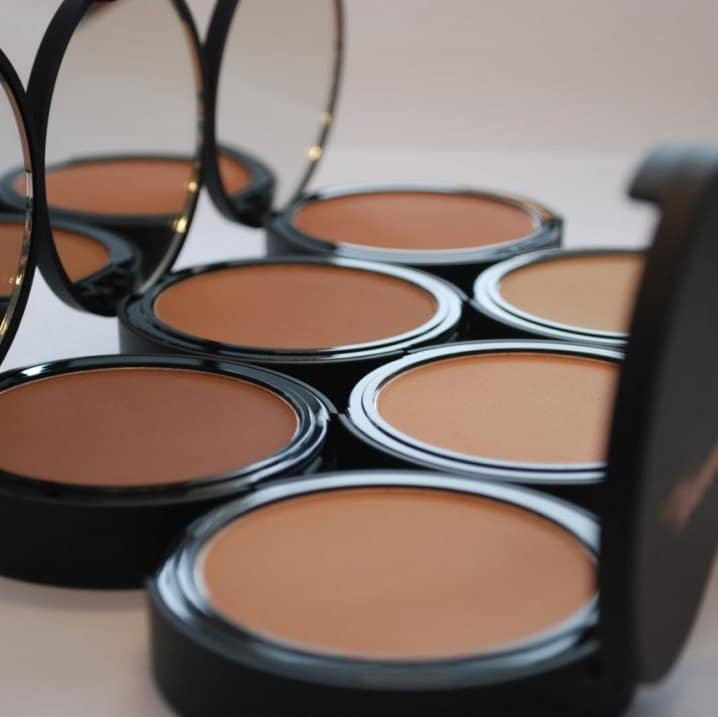 MiMax Make Up Compact Powder
