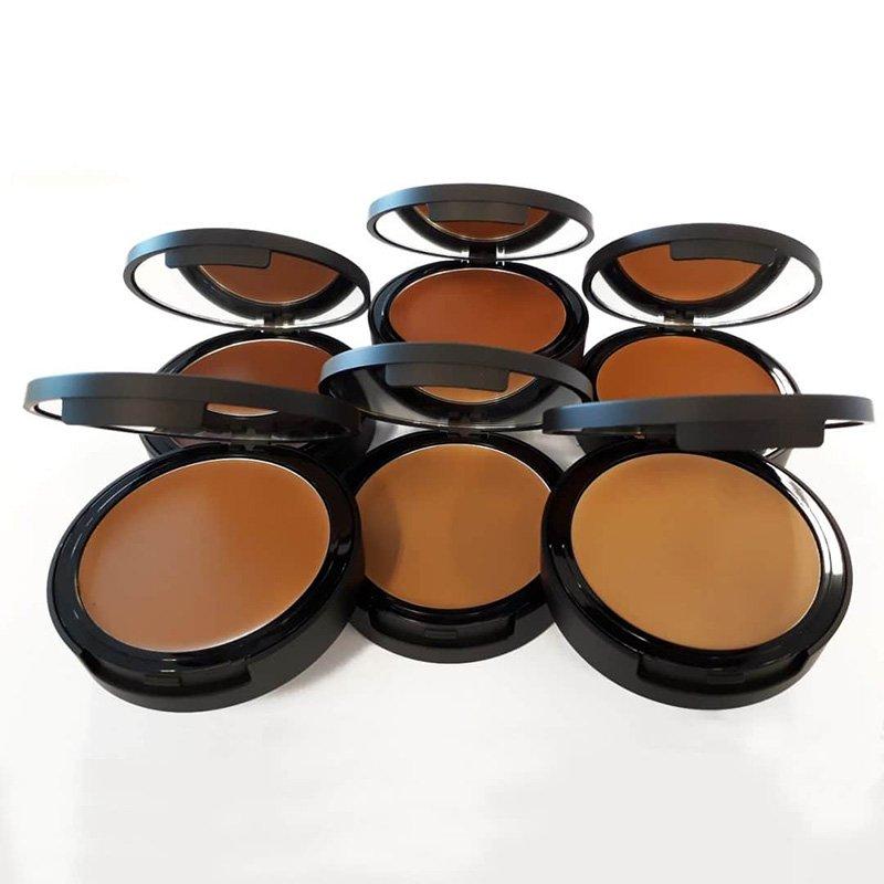 MiMax Make Up Cream to Powder Foundation