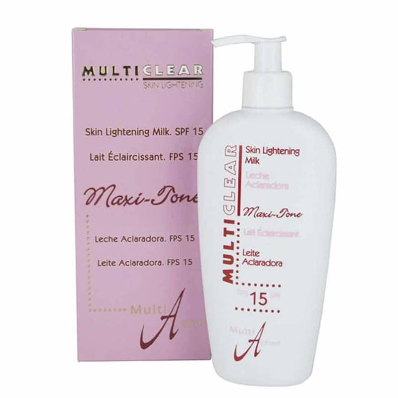 Multiclear Skin Lightening Milk