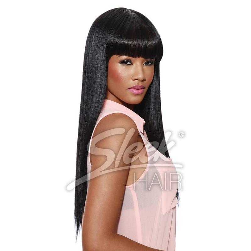 Sleek Hair 101 Nikki
