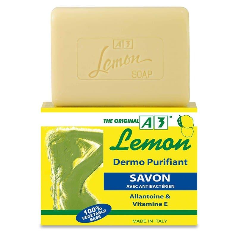 A3 Lemon Soap