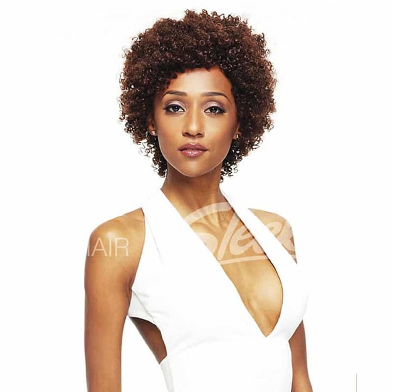 Brea Wig 100% Human Hair