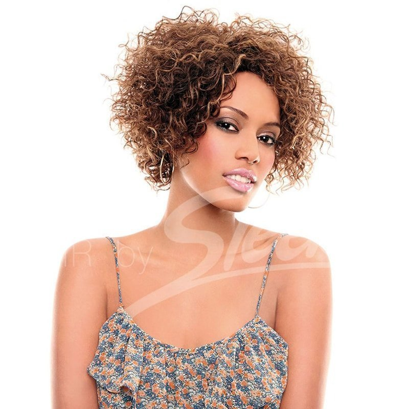 Whitney Wig Sleek 100% Human Hair