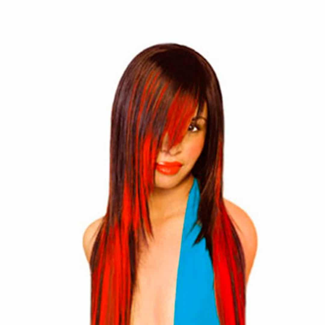 Sleek Human Hair Yaki One Weave