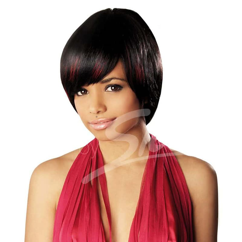 100% Human Hair Eva Wig
