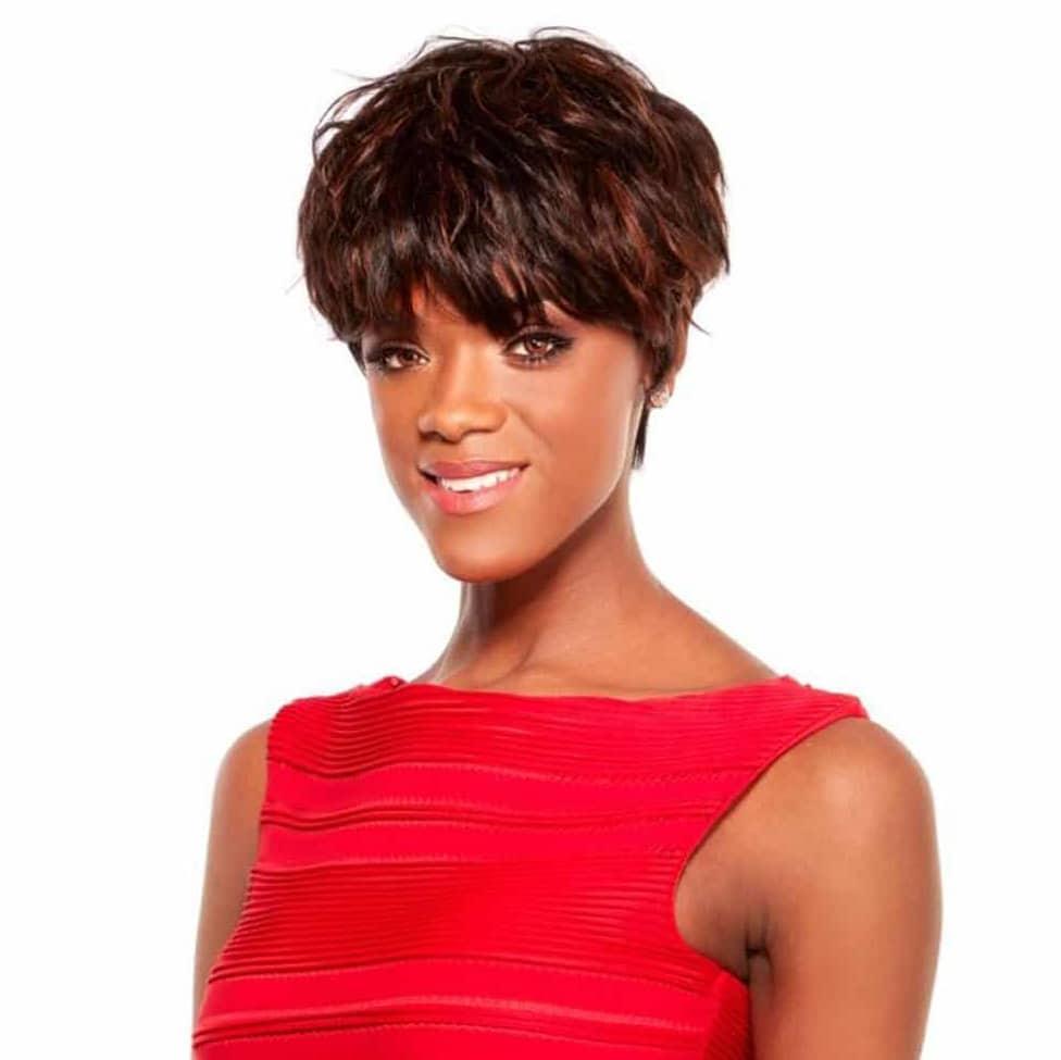 Sleek Adelinda Human Hair Wig