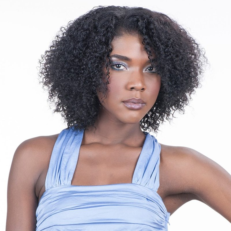 Jerry Curl 100% Human Hair Weave