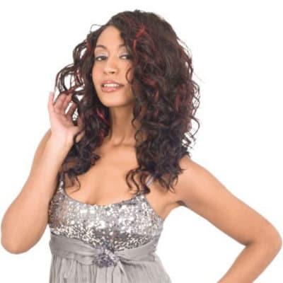 Crazy 4 Curls Spanish Weave