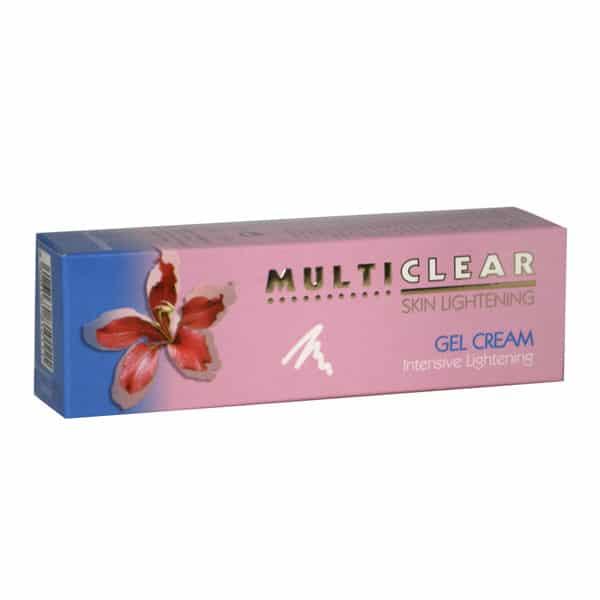 Multiclear Gel Cream Tube