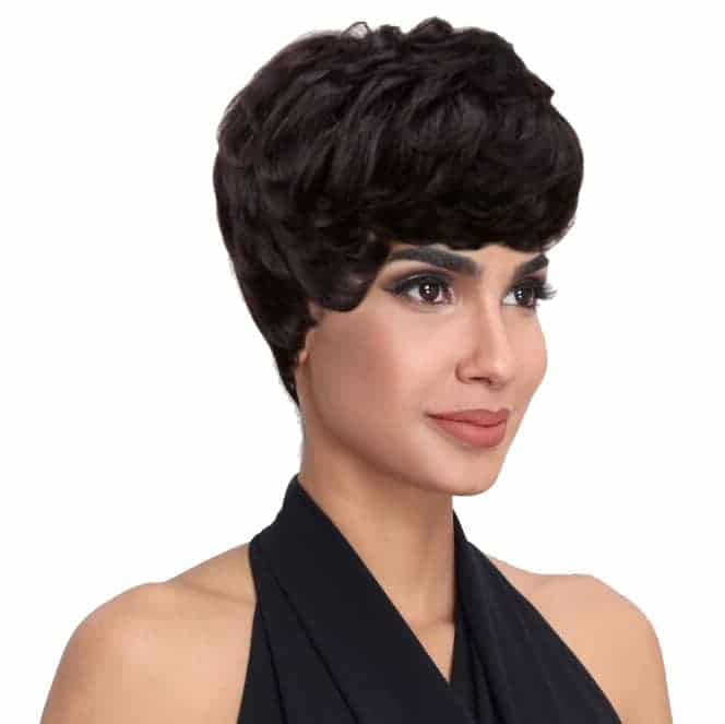 Brazilian Cacou Wig