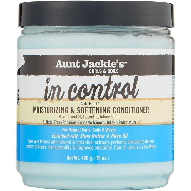 Aunt Jackie's In Control Conditioner