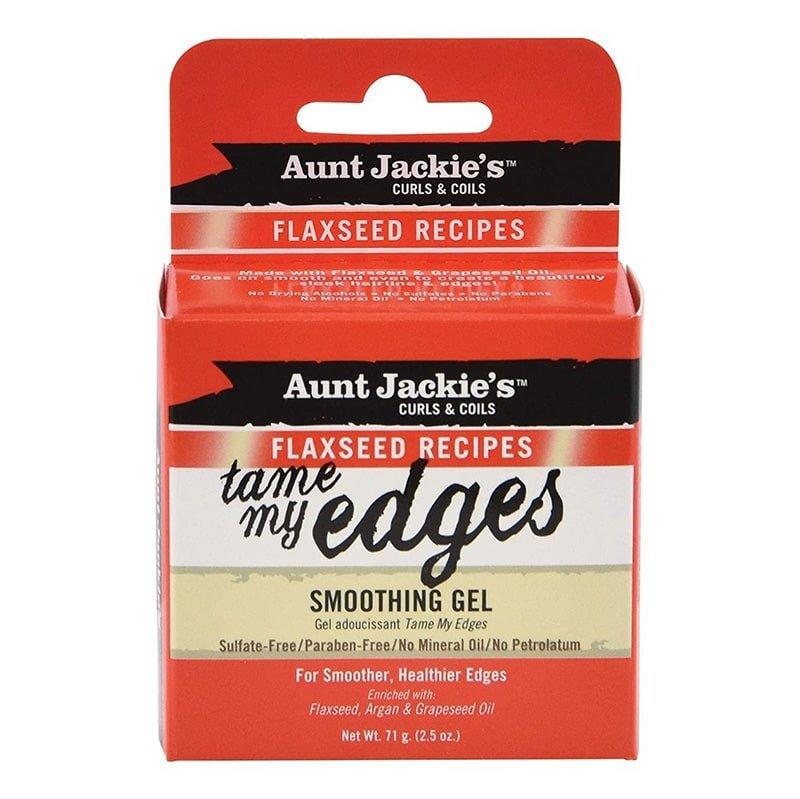 Aunt Jackie's Flaxseed Tame My Edges 2.5 oz.