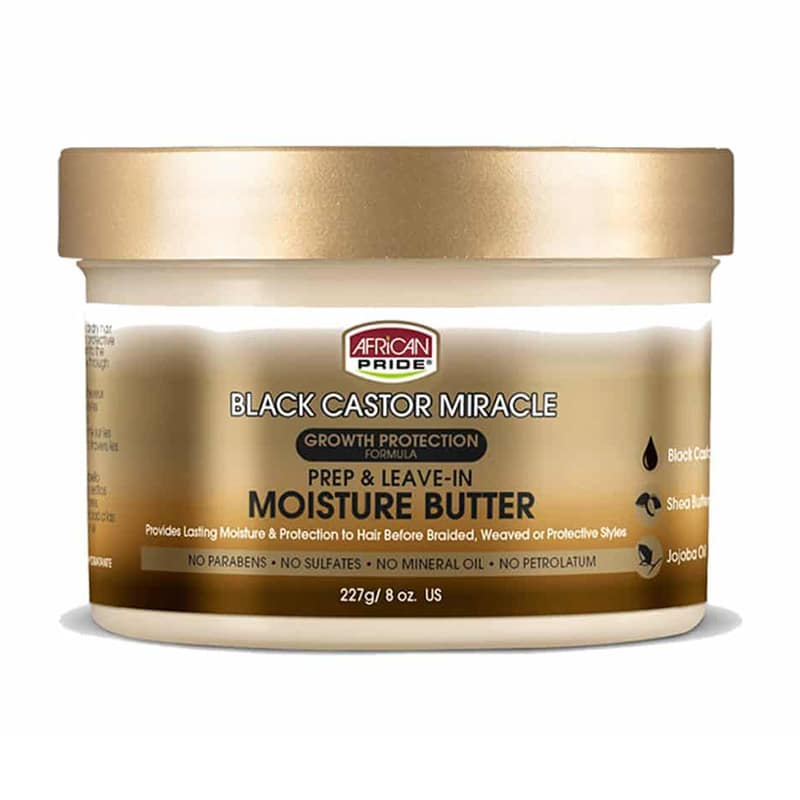 African Pride BCM Prep Moisture Butter