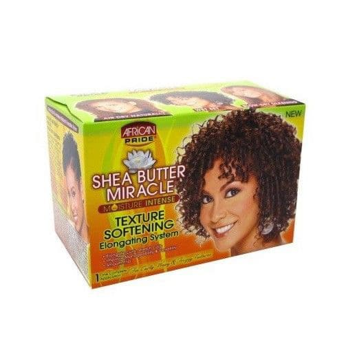 African Pride Texture Softening Kit