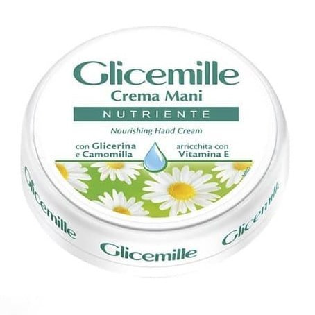 Glicemille Nourishing Hand Cream Jar