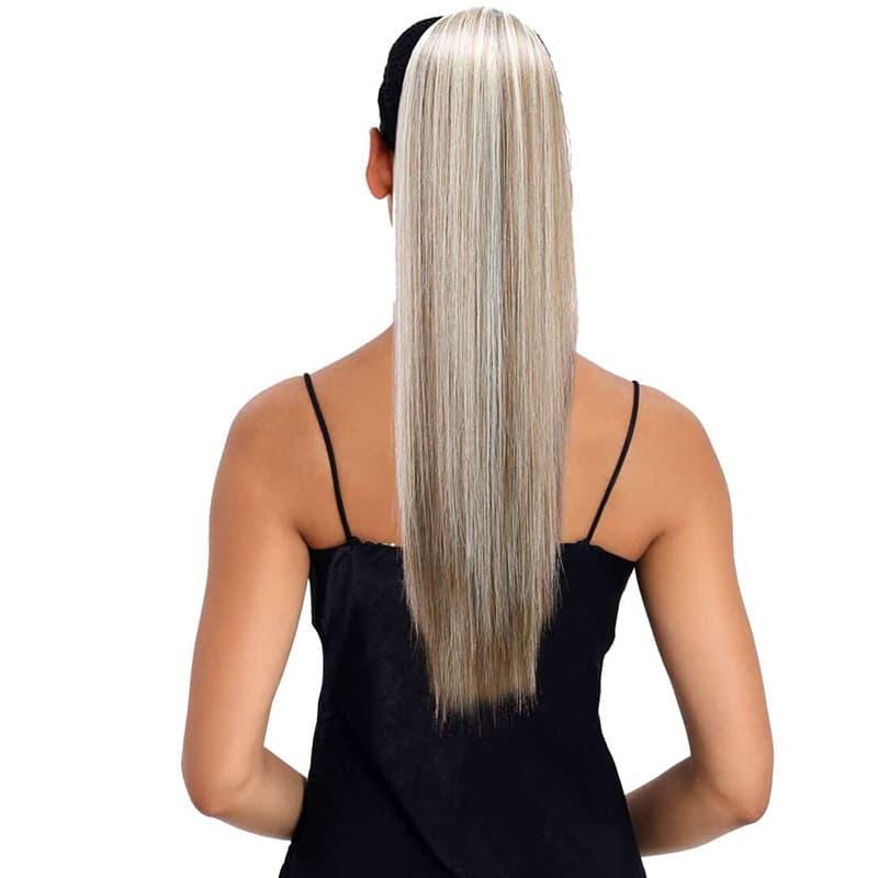 Sleek Hair EZ Clip on pony Swing