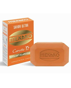 Mekako Soap Carrot Oil